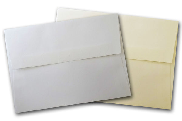 Savoy 100% Cotton  A7 Envelopes 25 pack