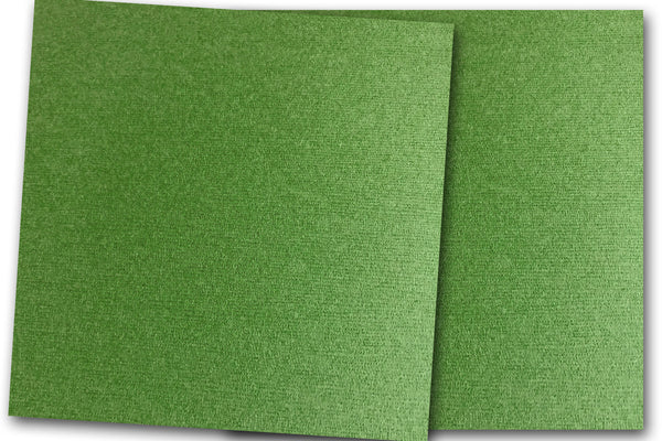 Green 12x12 card stock