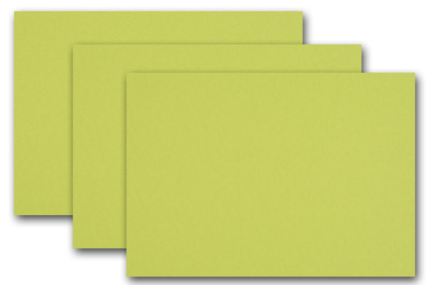 Pop-Tone apple green card stock