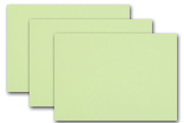 Pop Tone SPEARMINT  65 lb card stock 8.5x11 - 25 pk