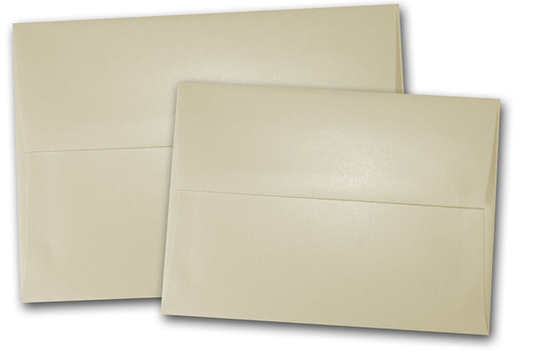 Curious Metallic Virtual Pearl A6  Envelopes - 25 pk - OverStock