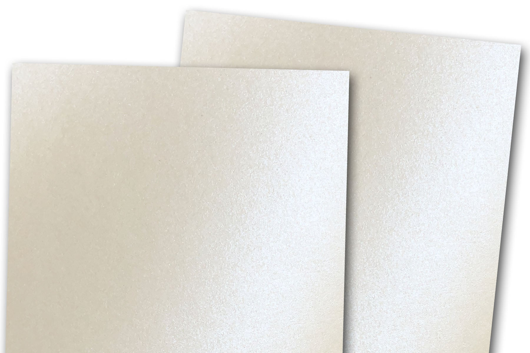 25 Pack 120lb Cover A2 Environment Grocer Kraft Blank Cards Flat