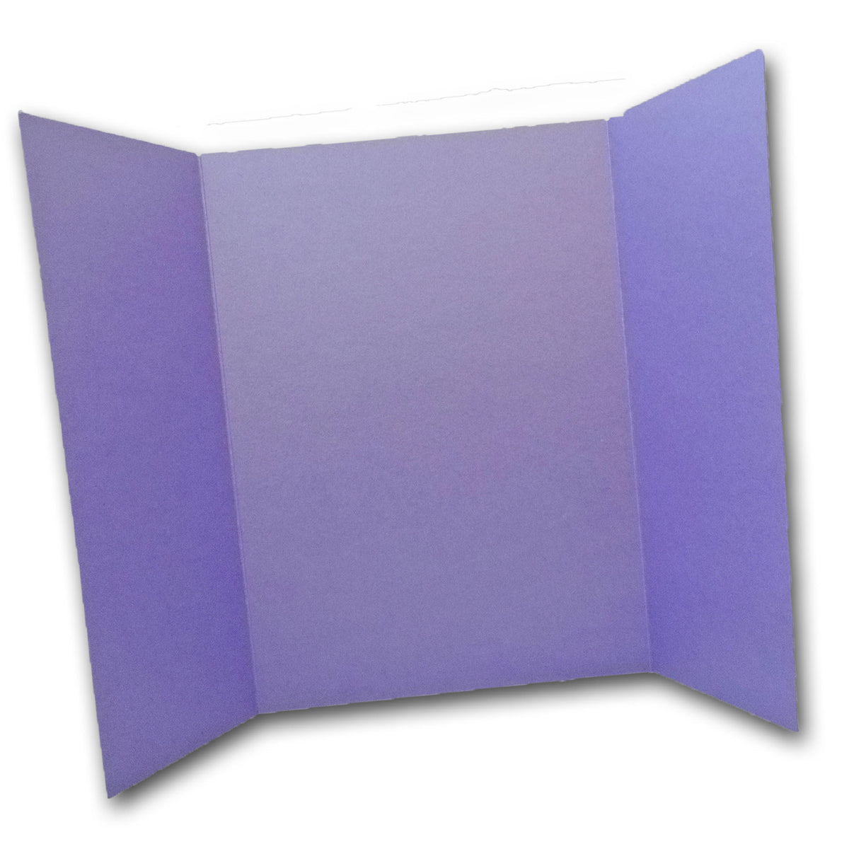Shimmery Lavender 5x7 Gatefold Discount Card Stock DIY Invitations