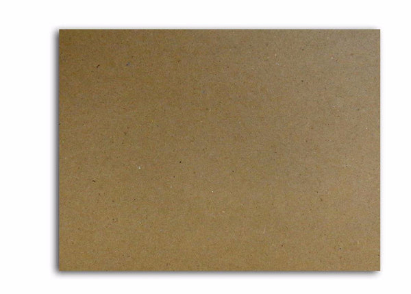KRAFT CHIPBOARD .022 for all your crafting needs - 25 pack