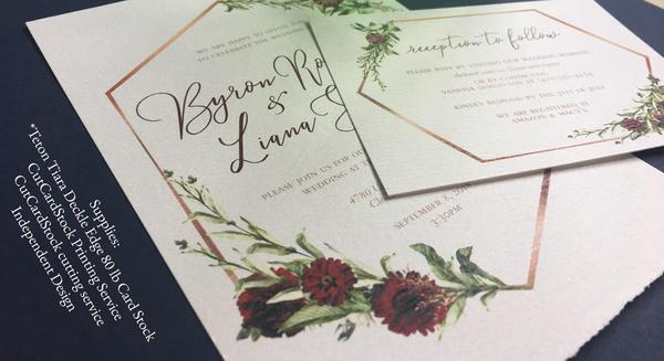 personalized paper cutting services for custom diy