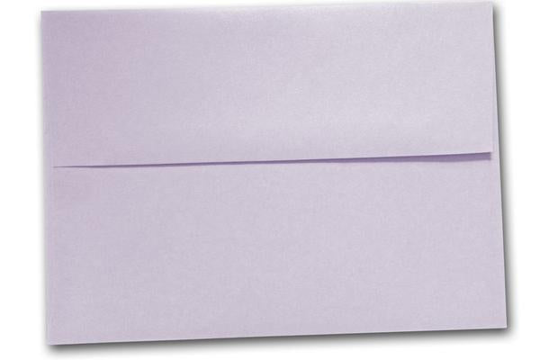 Pastel lilac discount envelopes