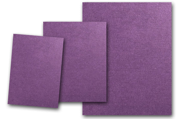 Martha Stewart Plum Purple card stock