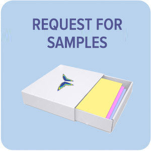 Request for 3 Samples - Limit 1 order per customer
