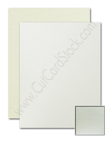 SAVOY. 100% cotton  236lb Double thick cardstock 8.5x11--1 sheet