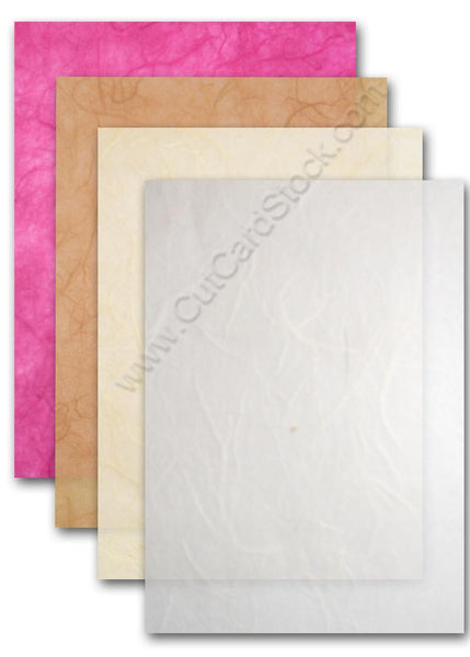 Thai Unryu 16# text (25gsm) Paper - 10 pk - Buy Cardstock