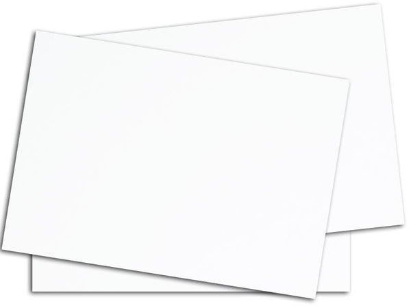 Lynx Digital  WHITE smooth paper 8.5x11 -- 500 sheets - Buy Cardstock