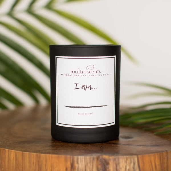 """I AM"" Affirmation Candle"