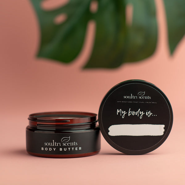 Soultri Scents - Naturally Infused Body Butter