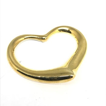 18K YELLOW GOLD TIFFANY & CO. PERRETTI HEART STICK PIN