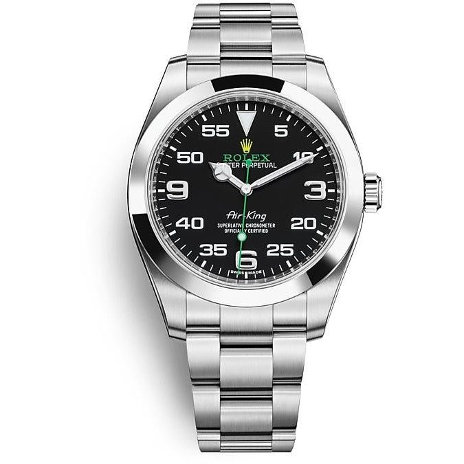 ROLEX AIR KING 40MM UNWORN