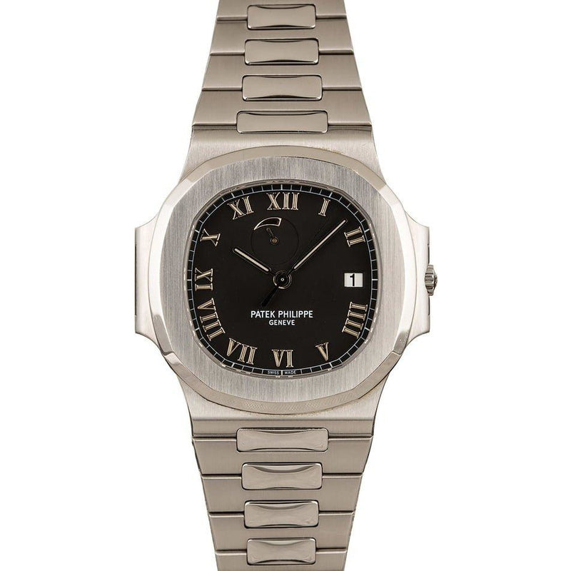 PATEK PHILIPPE NAUTILUS 37MM STAINLESS STEEL