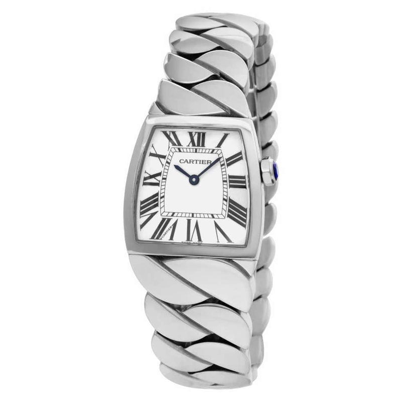 CARTIER STAINLESS STEEL LA DONA