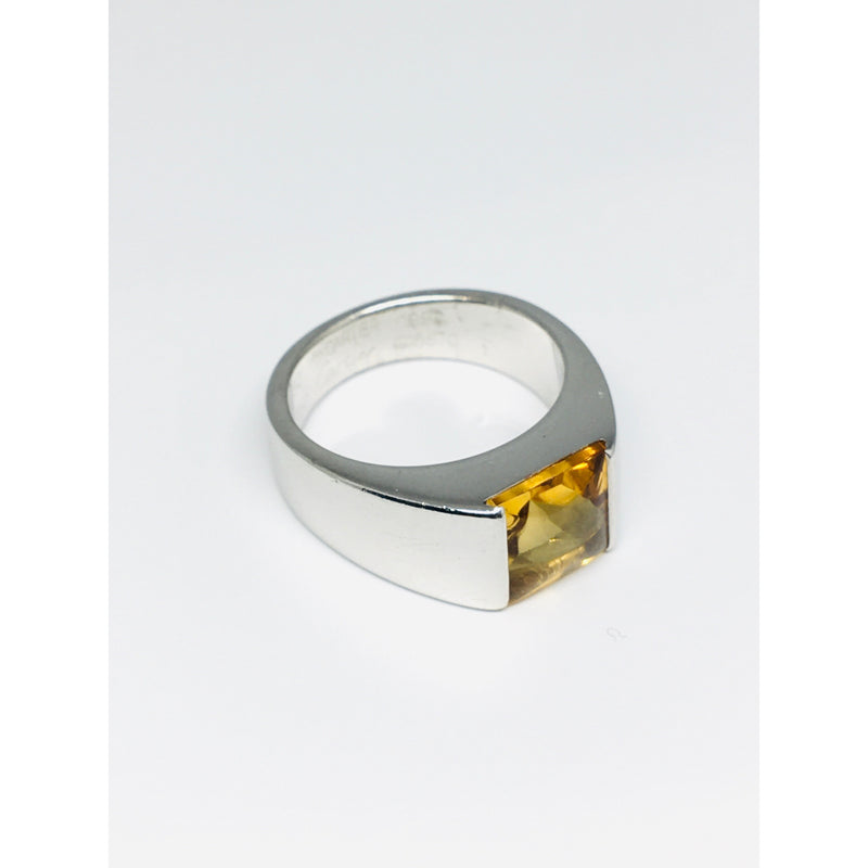 CARTIER CITRINE  RING