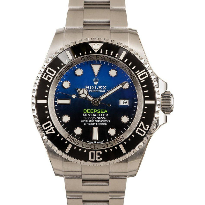 "ROLEX DEEPSEA ""JAMES CAMERON"" BLUE DIAL"