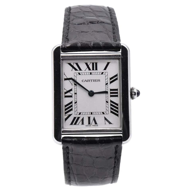 CARTIER TANK SOLO - LARGE
