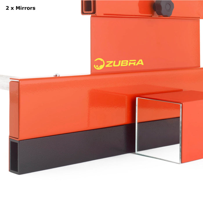 SharkEye Zubra TWIN STEER Laser truck wheel alignment tool - HGTSLA
