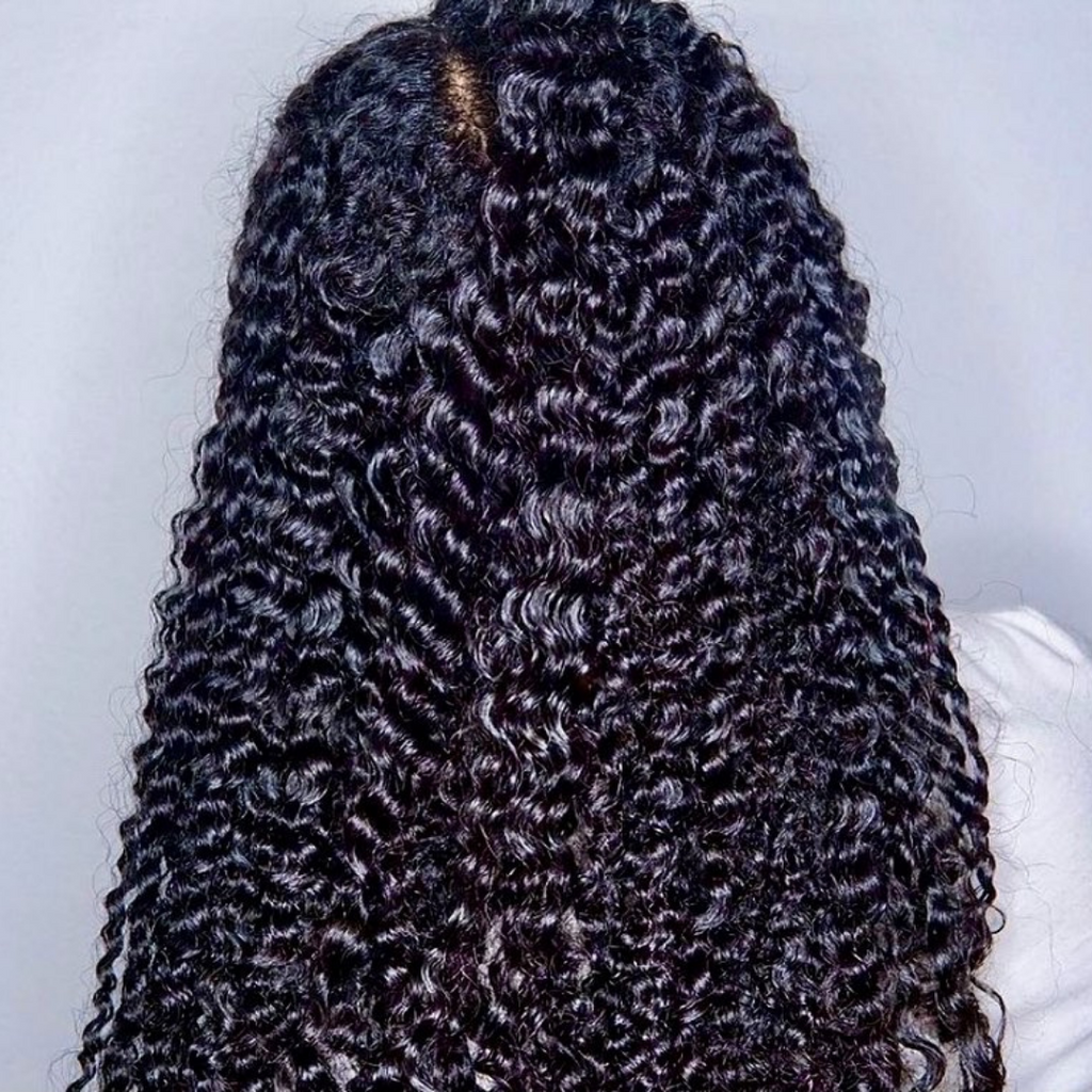 Medium Porosity Hair