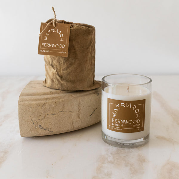 Matriarch Fernwood Candle