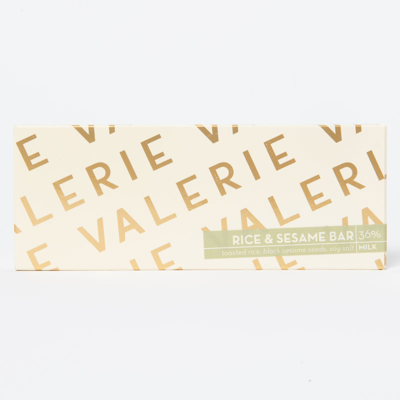 Valerie Rice & Sesame Bar