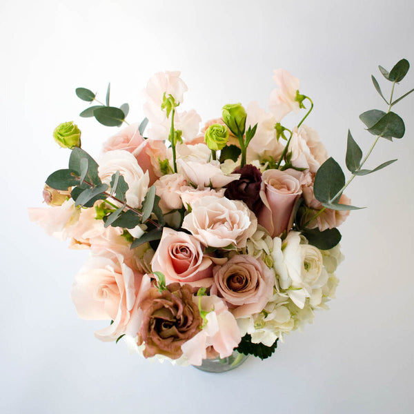 Blushing Beauty Arrangement