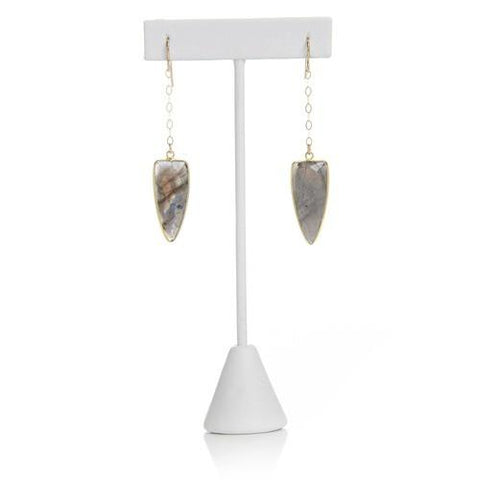 HONOLUA BAY EARRINGS-Crystal Dawn Swim