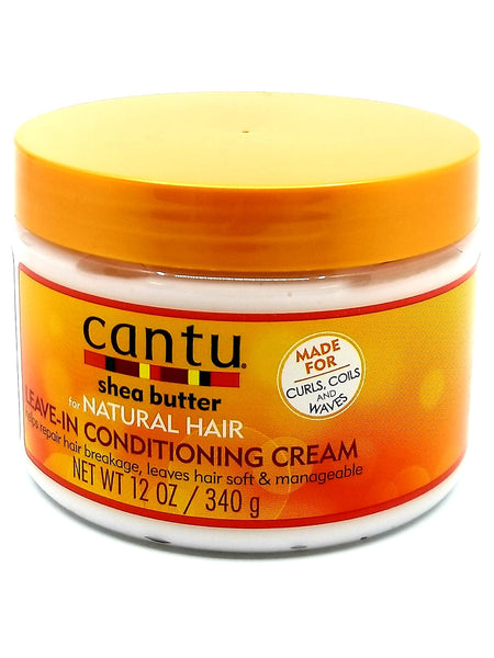 Cantu shea butter leave-in conditioning cream