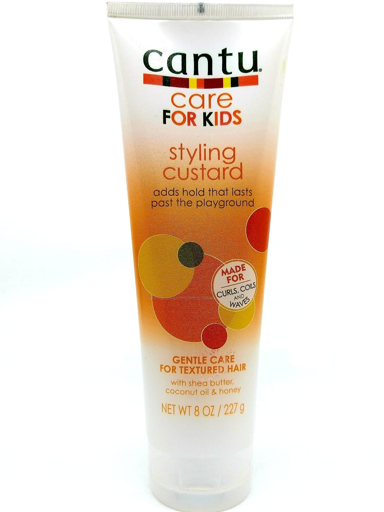 Cantu care for kids styling custard