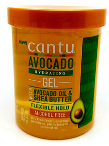 Cantu avocado hydrating hair gel