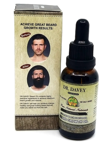 Dr. Davey Beared growth oil