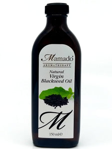 Mamado Natural virgin black seed oil