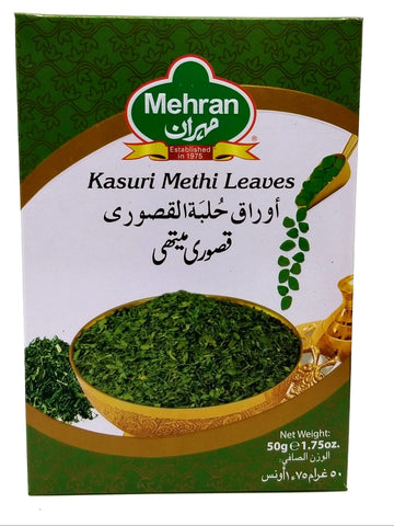 Mehran kusuri Methi Leaves
