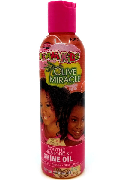 Dream kids olive hair oil