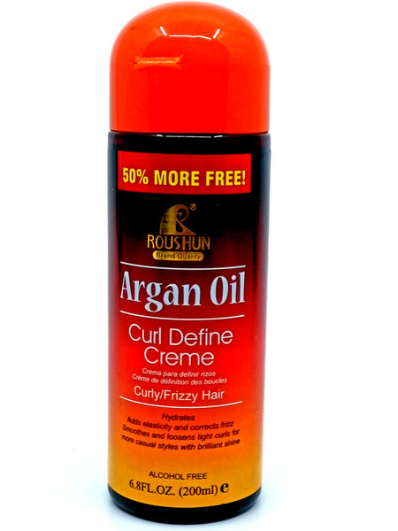 Argan curly/Frizzy hair oil