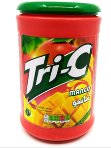 Tri-c instant drink powder
