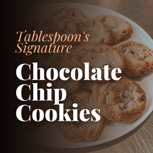 Signature Chocolate Chip Cookies (dough)