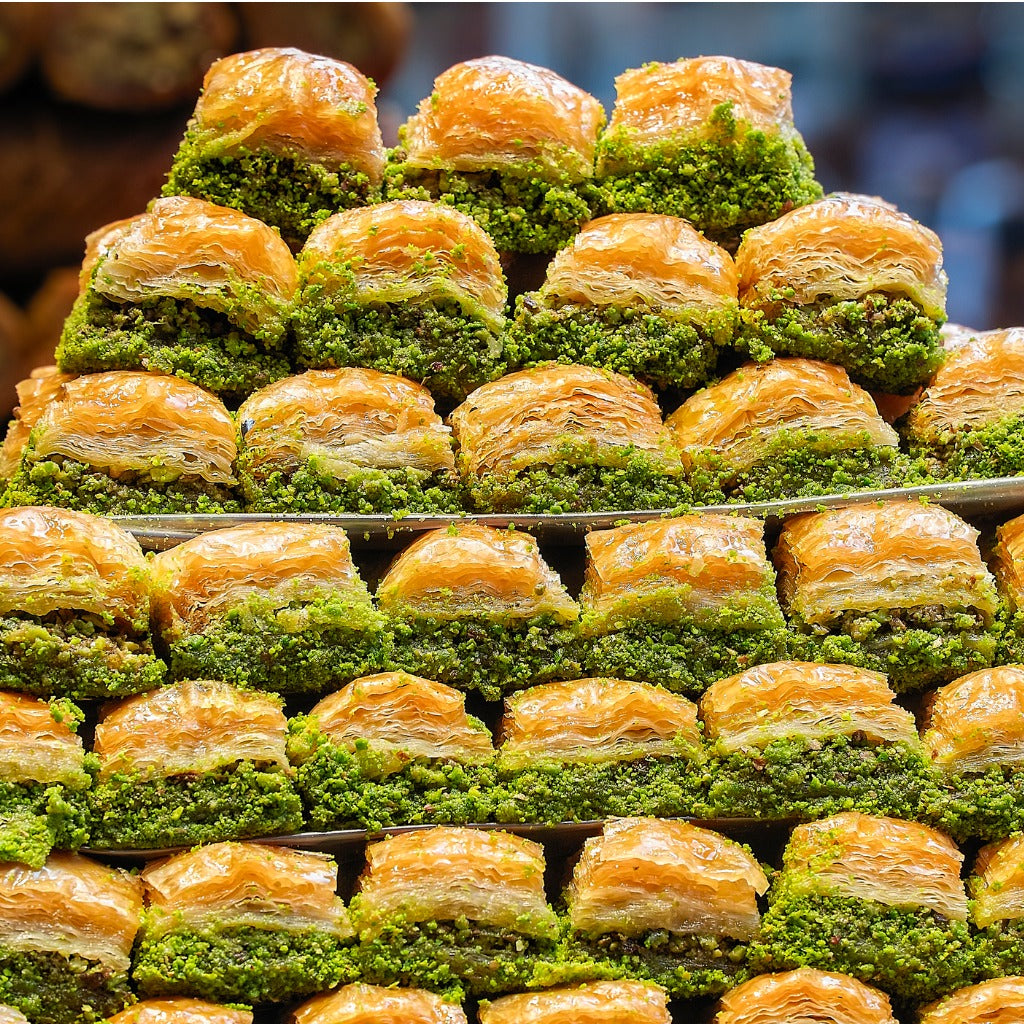 What is Baklava? Where is the origin of baklava?