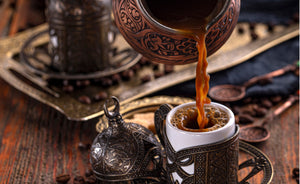 Turkish Coffee and Turkish Copper