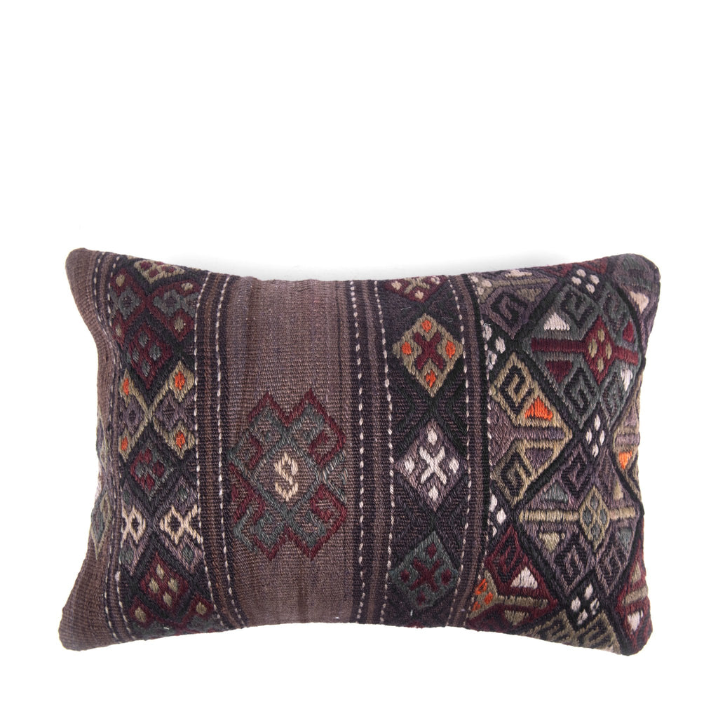 Anatolian Kilim Cushion Cover-Front