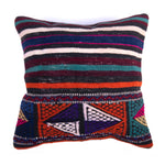 Load image into Gallery viewer, Authentic Kilim Cushion Cover-Front