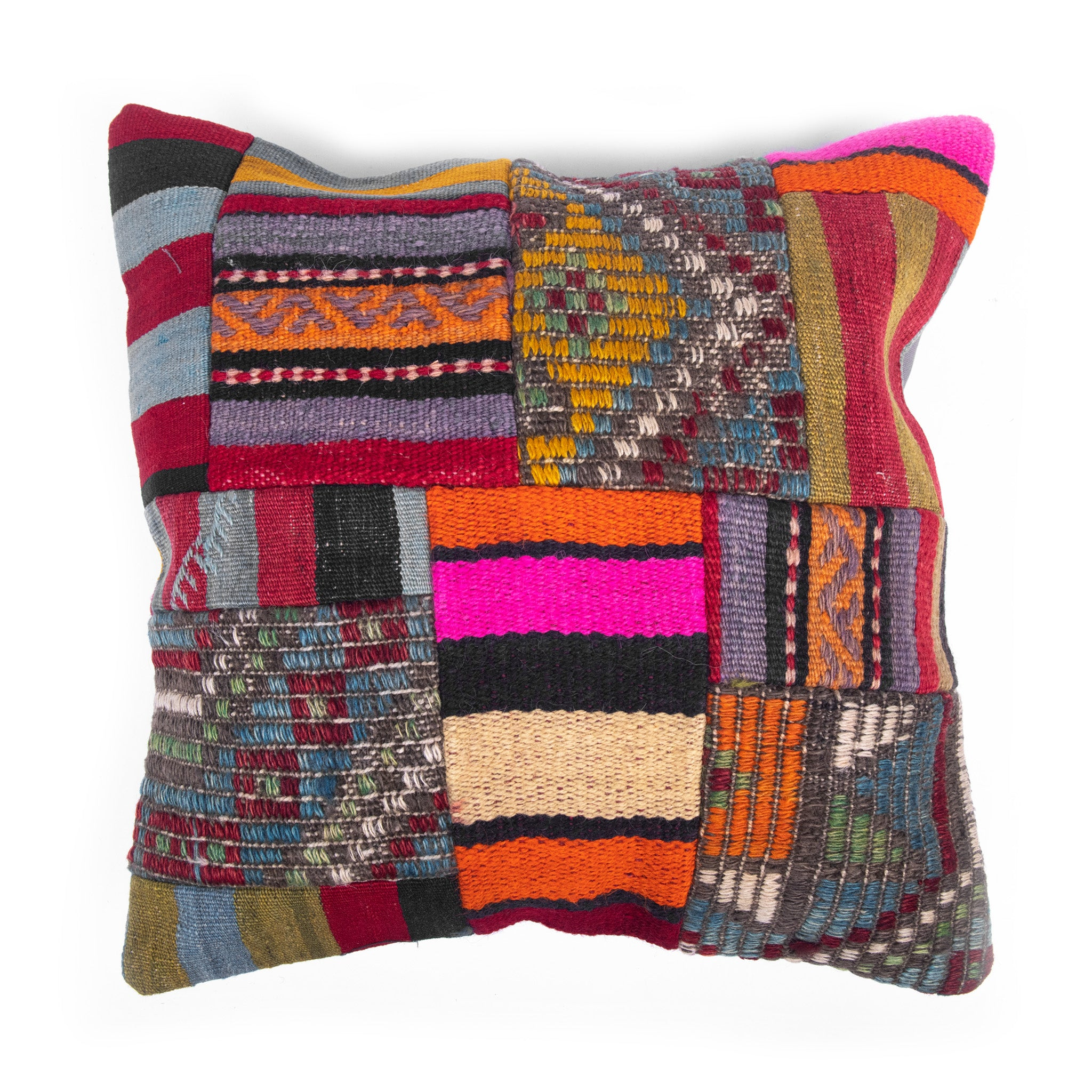 Decorative Kilim Cushion Cover-Front