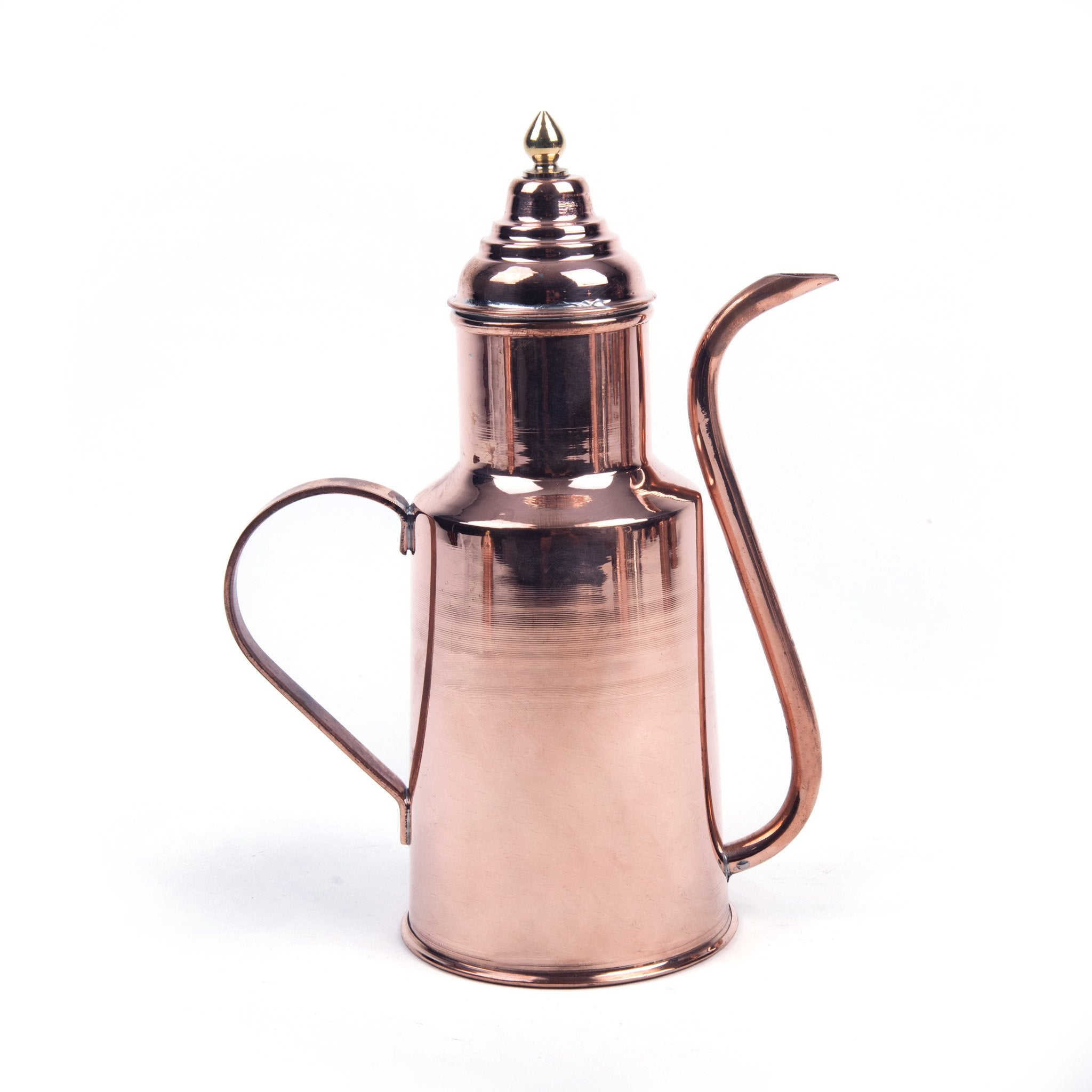 Handmade Copper Oil Bottle-1
