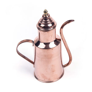 Handmade Copper Oil Bottle-2