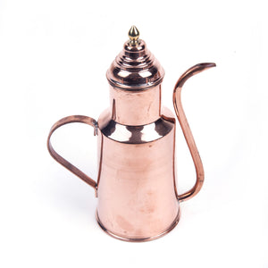 Handmade Copper Oil Bottle