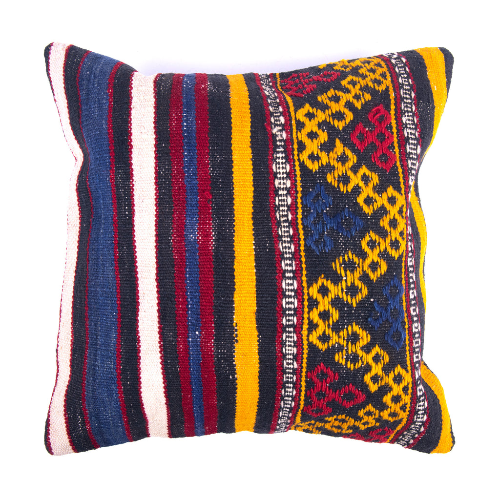 Kilim Cushion Cover-Front