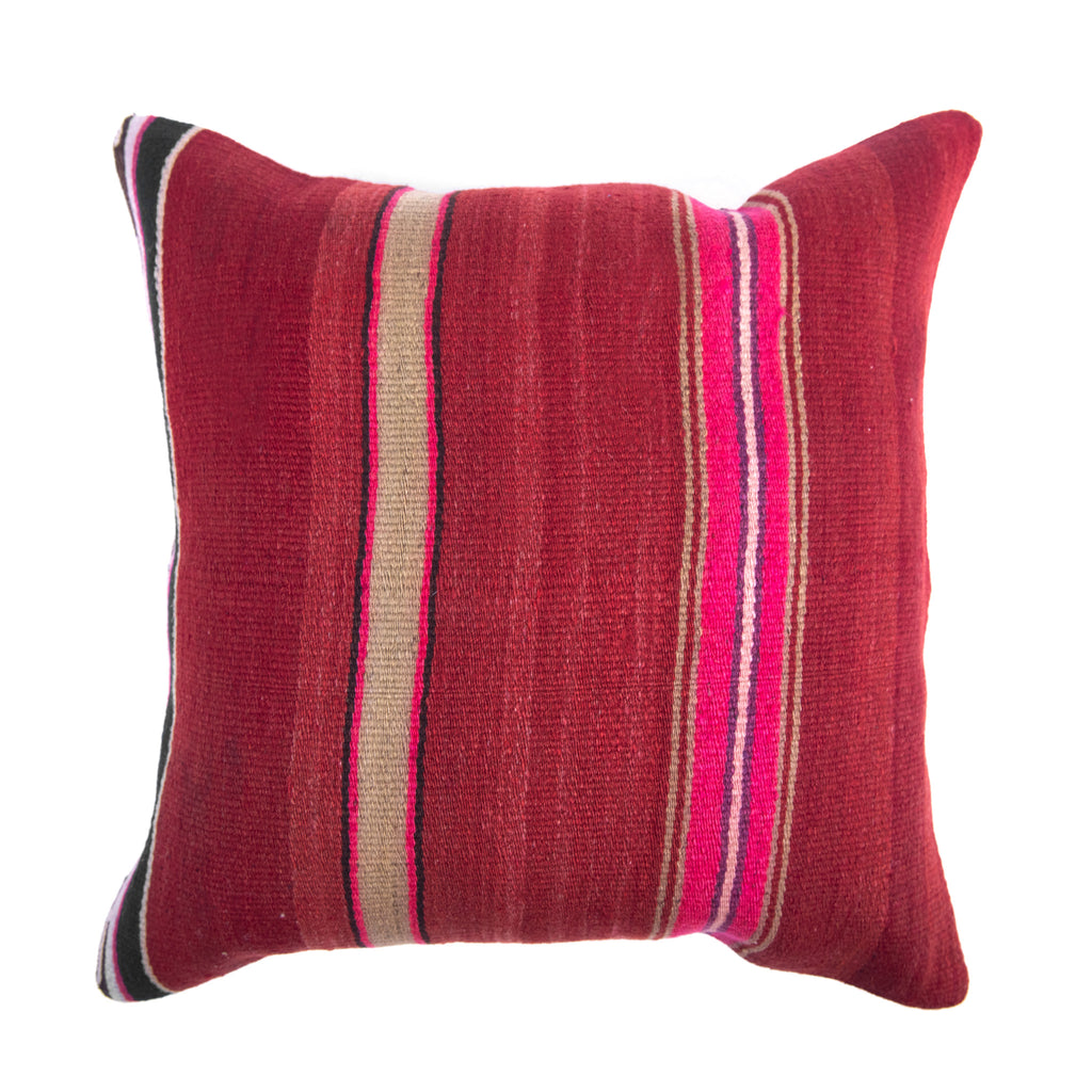 Kilim Throw Cushion Cover-Front